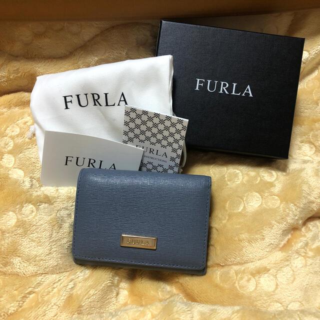 Furla(フルラ)のFURLAミニ財布 レディースのファッション小物(財布)の商品写真