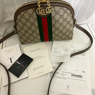 Gucci - GUCCI グッチ オフィディア GGショルダーバッグ