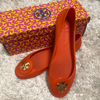 Tory Burch - ToryBurch レインシューズ