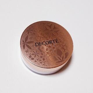 COSME DECORTE - コスメデコルテ フェイスパウダー 80 ミニサイズ