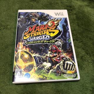Wii - マリオストライカーズ チャージド Wii