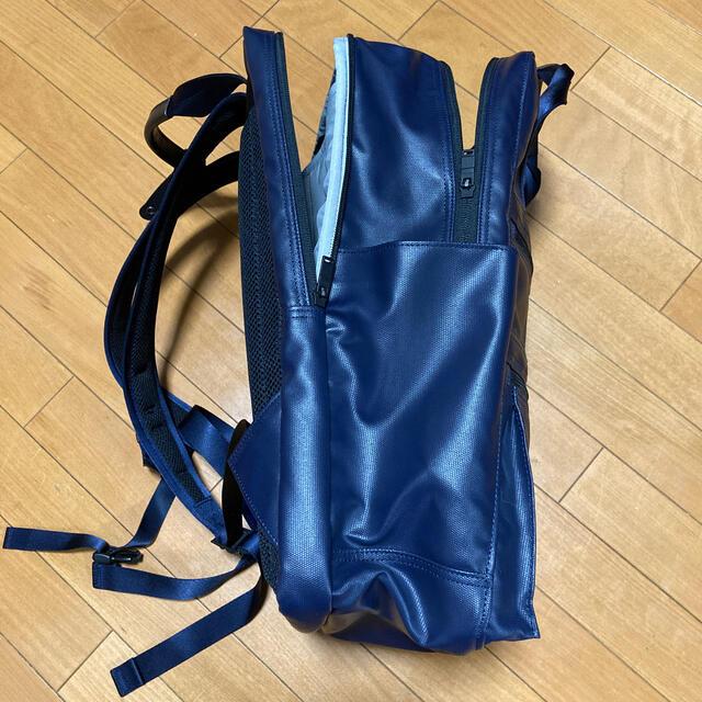 PORTER(ポーター)のPORTER ストレージ デイパックL ネイビーカラー 大容量ビジネスリュック メンズのバッグ(ビジネスバッグ)の商品写真