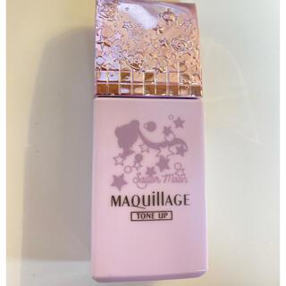 MAQuillAGE - マキアージュ ドラマティックスキンセンサーベース トーンアップ セーラームーン