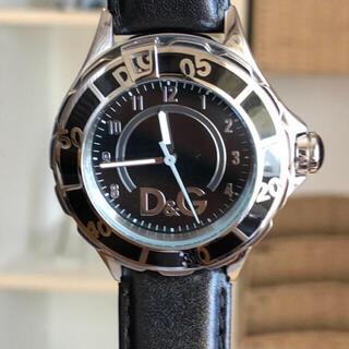 DOLCE&GABBANA - dolce&gabbana腕時計 極美品       (電池交換してから発送)