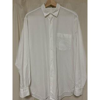 COMOLI -  COMOLI コモリシャツ 20AW WHITE サイズ3