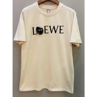 LOEWE - LOEWE  ロエベ  Dust Bunnies T-shirt in cott