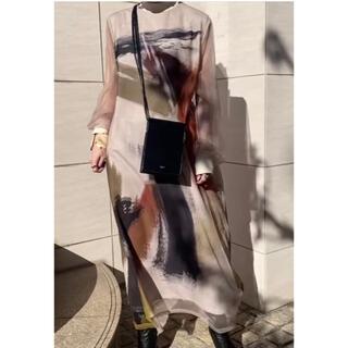 Ameri VINTAGE - Ameri vintage 限定 Louise art dress M