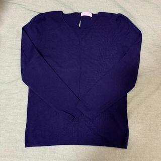 ボールジィ(Ballsey)のトゥモローランド ボルジー 薄手セーター(ニット/セーター)