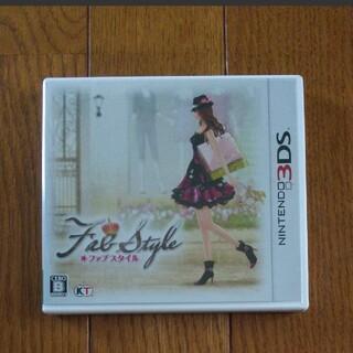 ニンテンドー3DS - 【3DS】 FabStyle (ファブスタイル) [通常版]