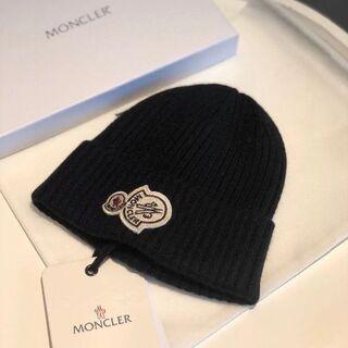 MONCLER - 新品 未使用モンクレール ニット帽