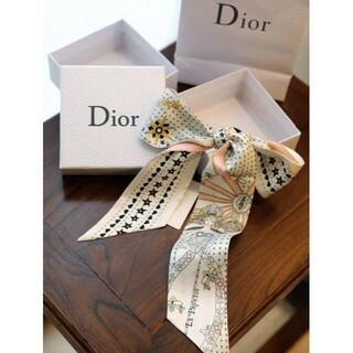 Christian Dior - ディオール ミッツァ スカーフ ツイリー