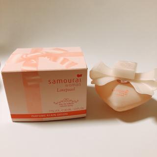 サムライ(SAMOURAI)のサムライウーマン ラブパール (香水(女性用))