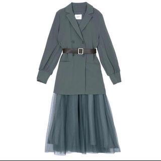 Ameri VINTAGE - AMERI VINTAGE TRINITY JKT TULLE DRESS