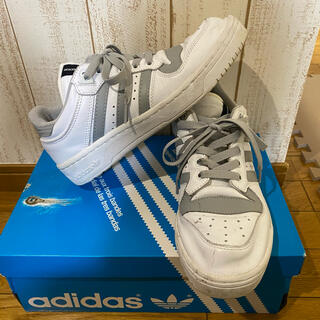 W)taps - DESCENDANT×adidas RIVALRY 26cm