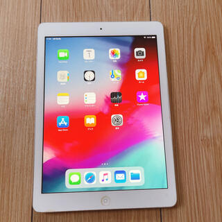 iPad - APPLE iPad Air WI-FI 32GB SILV…