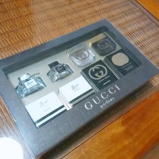Gucci - GUCCI 香水 セット