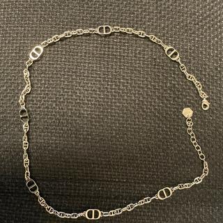 ディオール(Dior)のDIOR 21Spring CD ICON チェーンリンクネックレス(ネックレス)