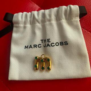 マークジェイコブス(MARC JACOBS)のMARC JACOBS M クリスタルチャーム(ネックレス)