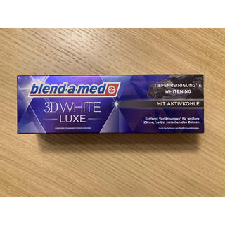 ホワイトニング歯磨き粉 3Dwhite(歯磨き粉)