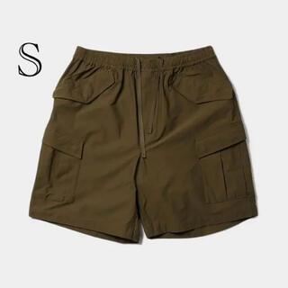 1LDK SELECT - daiwa pier39 Tech 6P Mil Shorts olive S