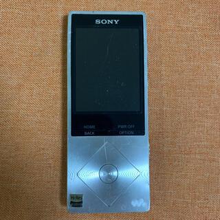 ウォークマン(WALKMAN)のSONY Walkman NW-A16 32GB (64GB microSD付)(ポータブルプレーヤー)
