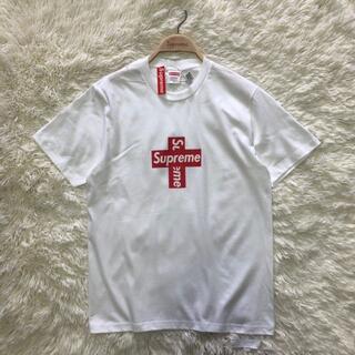 シュプリーム supreme Tシャツ カットソー 男女兼用