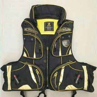 救命胴衣 サンライン ライフジャケット フローティングベスト(ウエア)