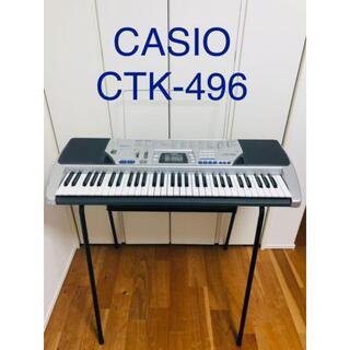 CASIO - CASIO カシオ鍵盤 電子ピアノ