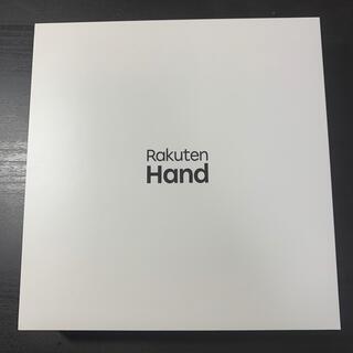 ANDROID - 【楽天ハンド本体】/Rakuten Hand ブラック