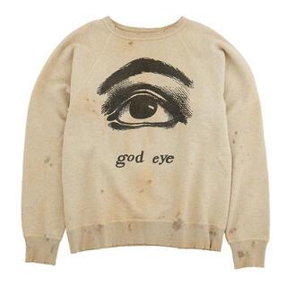 レディメイド(LADY MADE)のセントマイケル saint michael god eye sweat(スウェット)
