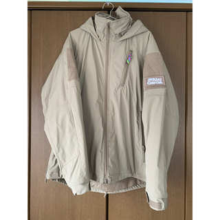 イズネス(is-ness)のAbu Garcia × isness CLOUD PADDING JACKET(ダウンジャケット)