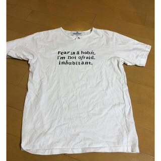 インハビダント(inhabitant)のメンズ Tシャツ inhabitant(Tシャツ/カットソー(半袖/袖なし))