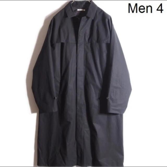 1LDK SELECT(ワンエルディーケーセレクト)のオーラリー コート オーバーサイズ メンズのジャケット/アウター(ステンカラーコート)の商品写真