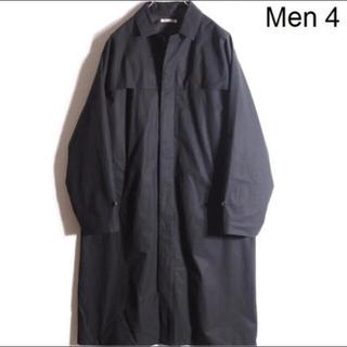 オーラリー コート オーバーサイズ