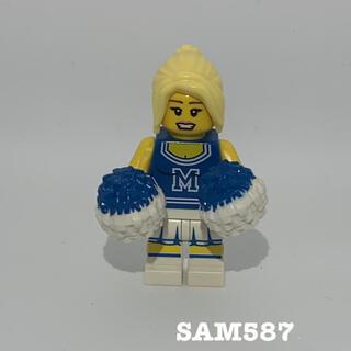 Lego - レゴ   チアリーダー