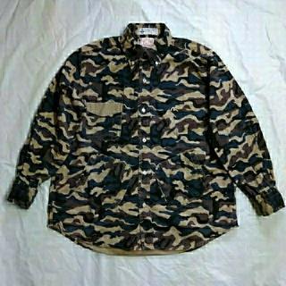 エビス(EVISU)のEVISU ボタンダウンシャツ 7サイズ 送料無料(シャツ)