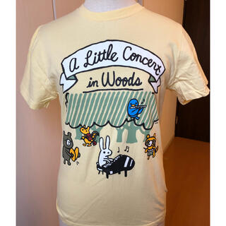 ランドリー(LAUNDRY)のlaundry Tシャツ 森の音楽隊 XSサイズ(Tシャツ(半袖/袖なし))
