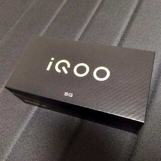 vivo iqoo z1 6GB/ 128GB ブルー