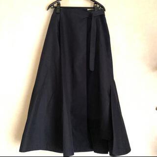 ENFOLD -  エンフォルド トレンチ巻きスカート