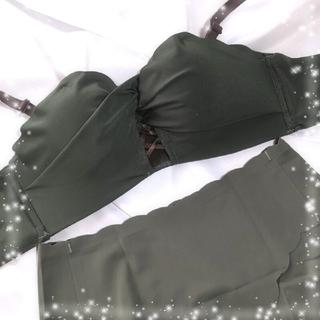 ブラショーツセット下着★韓国ファッション★B75