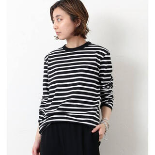 DEUXIEME CLASSE - 新品☆ *Coco Stripe T No5