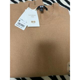 UNIQLO - UNIQLO ユニクロ カシミヤ セーター