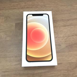 iPhone - iPhone12 本体 128GB SIMフリー ホワイト