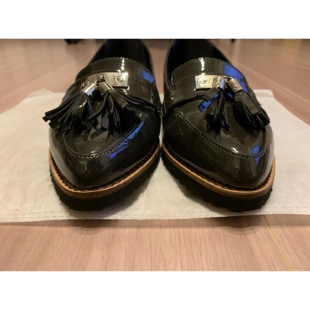 DIANA(ダイアナ)のartemis by DIANA タッセルローファー 23cm レディースの靴/シューズ(ローファー/革靴)の商品写真