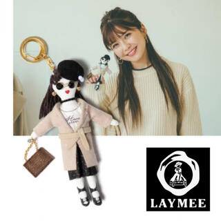 レイミー(LAYMEE)の宇野実彩子 UNOMEEドール LAYMEE 未使用 キーホルダー アジョリー(キーホルダー)