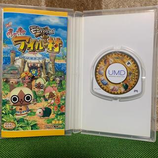 プレイステーションポータブル(PlayStation Portable)のモンハン日記 ぽかぽかアイルー村(携帯用ゲームソフト)