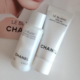CHANEL - CHANEL☆ルブラン サンプル