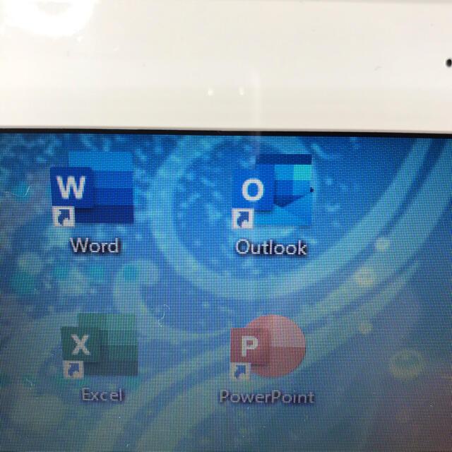 NEC(エヌイーシー)の(A1159)NECノートパソコン本体PC-GL265VHAW  SSDオフィス スマホ/家電/カメラのPC/タブレット(ノートPC)の商品写真