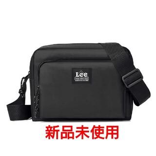 リー(Lee)のLee[リー]ショルダーバッグ+エコバッグBLACK/BLACK(ショルダーバッグ)