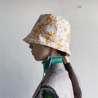 TOGA - her praha hat 柄